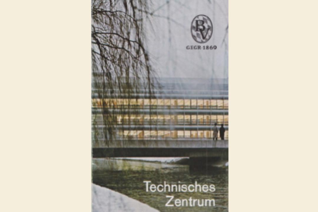 Leaflet for the Technisches Zentrum